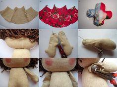 Mimin Dolls: linda boneca