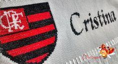 dheby art: Toalhinha Flamengo