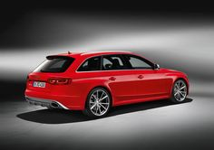 2013 Audi RS4 Avant revealed. The ultimate grocery getter? I think so!!