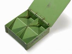 Marianne Brandt, Stamp Box, Ruppelwerk, Gotha, around : Lot 47