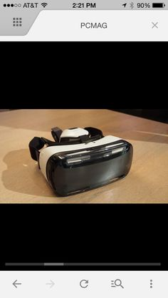 Eyes On: Samsung Gear VR Headset. http://www.pcmag.com/article2/0,2817,2466629,00.asp #VR #Oculus