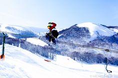 Snowboarding, Italy