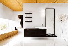 Stylish bathroom tre