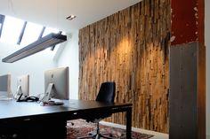 Vægpaneler står godt til eks. et mac kontorlandskab