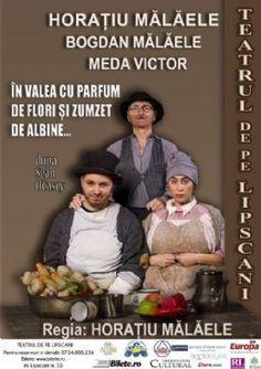 Sambata, 5 Decembrie 2015, ora 19:30, Teatrul de pe Lipscani, Sala Mare, Bucuresti