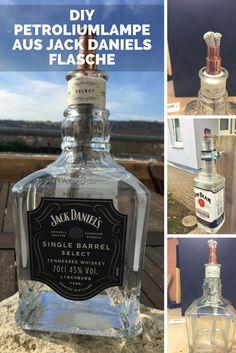 Whiskey Bottle, Vodka Bottle, Tennessee Whiskey, Barrel, Diy Crafts, Drinks, Patio, Jack Daniels Bottle, Bottle Candles