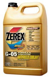 Zerex ZXGO52 G05 Concentrated Antifreeze  Coolant  55 Gallon Drum -- For more information, visit image link.