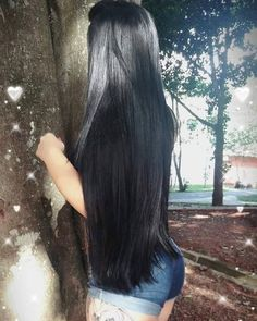 Online shopping for Wigs - Extensions, Wigs & Accessories from a great selection at Beauty & Personal Care Store.Human Wigs Lace Frontal Black Hair New Arrival. Beautiful Long Hair, Gorgeous Hair, Trendy Hairstyles, Straight Hairstyles, Curly Hair Styles, Natural Hair Styles, Long Dark Hair, Very Long Hair, Feed In Braid