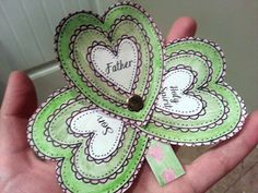 Shamrock Trinity Craft for Kids