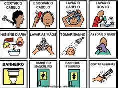 desenho de linguagem não verbal para autista - Pesquisa Google