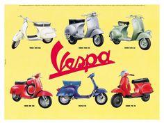 Vespa Poster - Google 検索