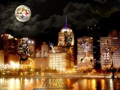 I want to visit Pittsburg! soo bad!! on my bucket list for sure. I want to see my boys play in Steel City!
