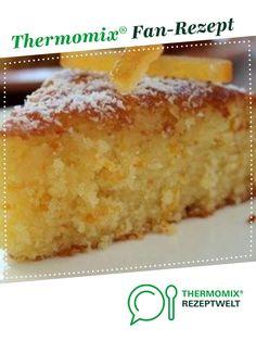 Unglaublich leckerer saftiger blitzschneller Bio Orangen Kuchen  von Debbie 27. Ein Thermomix ® Rezept aus der Kategorie Backen süß auf www.rezeptwelt.de, der Thermomix ® Community.