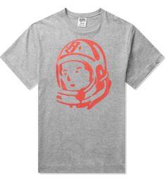 625d1fba Billionaire Boys Club Grey The Classic Helmet T-Shirt | HYPEBEAST Store  Hypebeast Store,