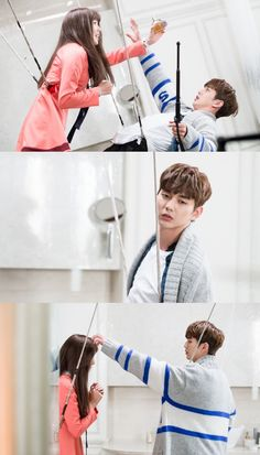 Korean drama I am not a robot behind the scenes