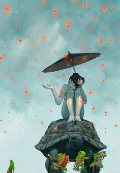 The Art Of Animation, Yasmine Putri