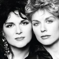 Ann & Nancy Wilson(Heart)