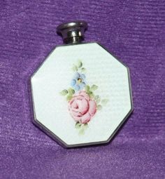 sterling silver perfume vials | US $89.99 in Antiques, Silver, Sterling Silver (.925) | Perfume ...
