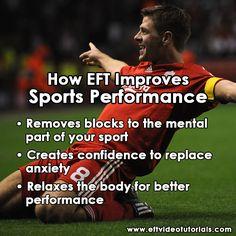 How EFT Improves Sports Performance