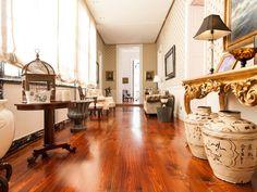 Las Palmas De Gran Canaria villa for sale € Kitchen Office, Living Room Kitchen, Patio Interior, Large Bathrooms, Large Bedroom, Living Area, Entryway Tables, Villa, Mansions