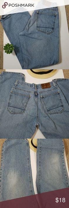 Nautica jeans 29x30 straight leg hi waist 100%cotton vintage Nautica jeans men's 29x30 Nautica Jeans