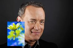 Kytička pro Toma Hanks za sympatie.   :-)