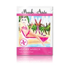MaskerAide Weather Warrior Facial Sheet Mask * Find out more details by clicking the image : SkinCare mask
