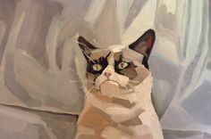 Grumpy Cat 2012, 2013, Lauren Kaelin