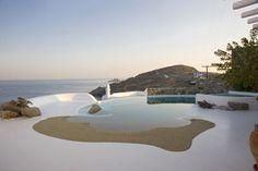 Luxury Villas in Mykonos, Greece