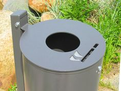 55 Best Public Garbage Can Images Garbage Can Recycling