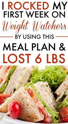 25 minutes · VegetarianGluten free · Serves did not expect to lose weight so quick my first week on Weight Watchers because I was never hungry ever. I'm sharing the exact meal plan I used to lose weight including snacks and desserts. Plats Weight Watchers, Weight Watchers Meal Plans, Weight Watchers Diet, Weight Loss Meals, Weight Watchers Desserts, Weight Watchers Program, Weight Watchers Dressing, Weight Watchers Lunches, Weight Watcher Dinners