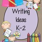 This Writing Idea Pack contains 25 pages Some children at writing time get stuck for ideas. These will help motivate your writers and you will neve...