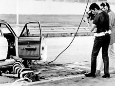 "Robert Forster in ""Medium Cool"" dir Haskell Wexler, 1969"
