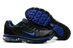 official photos 46a9a 69dbf Cheap Men s Nike Air Max 2009 Shoes Black Dark Blue 2009 Shoes For Sale  from official Nike Shop.