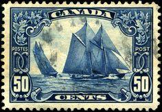 Γραμματόσημο του Καναδά
