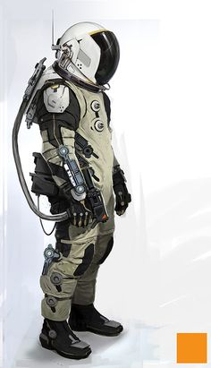 space post apocalyptic suit - Google Search