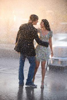 High School Musical. This is beautiful. Being in my generation these will be my engagement pics <3