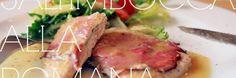 Hoy el secreto de #cocina de Alejandro Sales. #Saltimbocca alla romana.