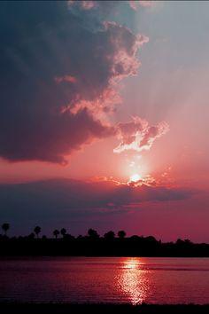 ✯ Blushing Skies