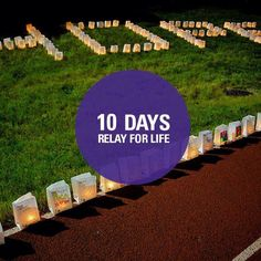 10 days until relay
