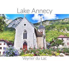 Lake Annecy - Veyrier du Lac