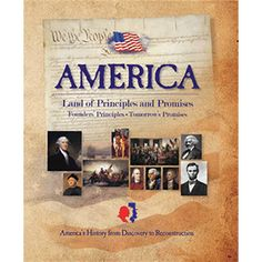 America - Land of Principles and Promises $59.99
