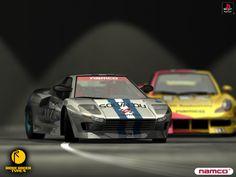 Ridge Racer Type 4 - Desktop Wallpaper