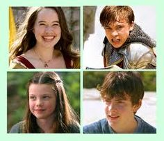 are lucy and peter fron narnia dating