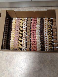 Krispie Treats, Rice Krispies, Animal Print Rug, Desserts, Food, Decor, Cookie Recipes, Tailgate Desserts, Decorating