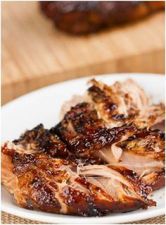 Doesnt this balsamic pork look delicious? Find out more pork recipe ideas at WomanFreebies. com!