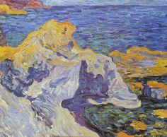 Louis Valtat (1869-1952) - Les rochers