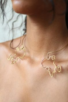 """""""Mama's Collar"""" necklace"""