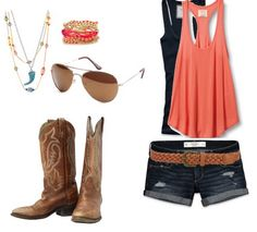 this would be perfect for a country music concert