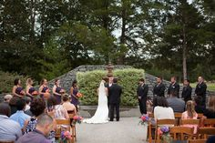 Heritage Hall ceremony @ Fountain